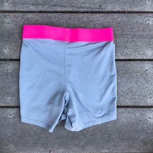 Nike Bottoms - Nike- Grey and pink shorts